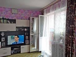1-комнатная, улица Макарова 22. агентство, 34кв.м. Интерьер
