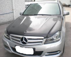 Капот. Mercedes-Benz C-Class, W204. Под заказ