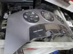 Блок управления климат-контролем. Toyota RAV4, ACA36W, ZSA30, GSA33, ACA31, ACA33, ASA38, ASA33, ACA35, GSA38, ACA38, QEA38, ACA30, ALA30, ZSA35, ACA3...