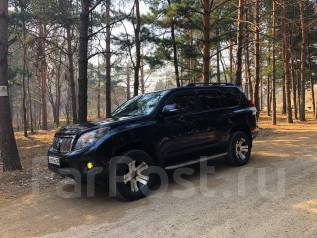 Toyota Land Cruiser Prado. С водителем