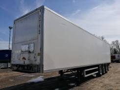 Montracon. Изотермический фургон 2007, 31 200кг.