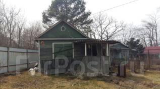 Продам земельный участок 6.5 соток с дачным домиком. От частного лица (собственник)