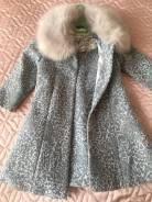 Пальто. Рост: 92-98, 98-104, 104-110 см