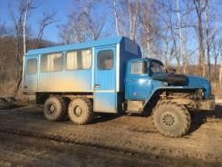 Урал 32551. Продаётся автобус урал (Вахтовка), 11 500куб. см., 22 места
