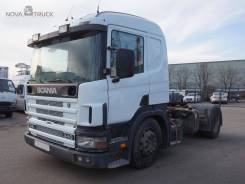 Scania P114. Седельный тягач , 10 640куб. см., 12 755кг.