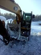 Caterpillar M318D. Экскаватор колесный 2008 (осмотр в Новосибирске)