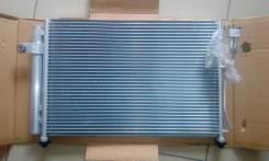 Радиатор кондиционера. Hyundai Getz, TB Hyundai Click Двигатели: D3EA, G4EA, G4EDG, G4EE, G4HD, G4HG
