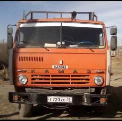 КамАЗ 5320. Продаётся Камаз лесовоз, 10 850куб. см.
