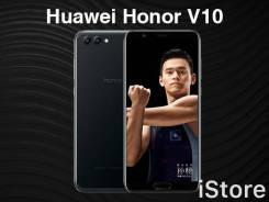 Huawei Honor View 10. Новый, 128 Гб, Черный