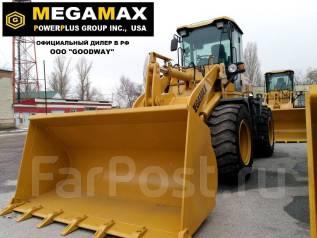 Megamax. Фронтальный погрузчик GL 300L (США-КНР), 4 800 куб. см., 2 800 кг.