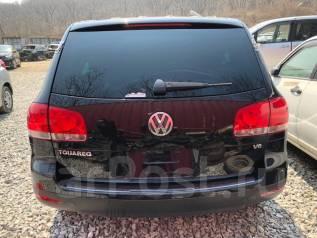 Дверь багажника. Volkswagen Touareg, 7L6, 7L7, 7LA Двигатели: AXQ, AYH, AZZ, BAA, BAC, BAR, BHK, BHL, BJN, BKJ, BKS, BLE, BLK, BMV, BMX, BPD, BPE, BRJ...