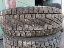 Bridgestone Blizzak MZ-01. Зимние, без шипов, 2008 год, 30%, 2 шт