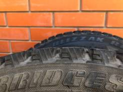 Bridgestone Blizzak RFT. зимние, без шипов, б/у, износ 30%