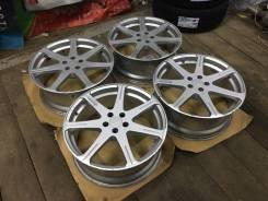 Отличный комплект литых дисков от Bridgestone. 7.5x18, 5x100.00, ET38
