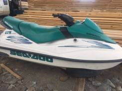 BRP Sea-Doo GTX. 100,00 л.с., 2001 год год