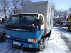 Nissan Diesel. Продаётся грузовик Nissan-Dizel, 4 200куб. см., 3 000кг., 4x2