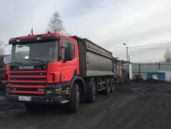 Scania. Продаётся самосвал DUMP Truck шасси 8*4, 11 705куб. см., 37 030кг.