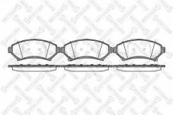 Колодки дисковые п.! \ Pontiac Trans Sport 97>/Bonneville 00-05, Cadillac Deville 97-05 652 002B-SX_