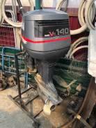 Yamaha. 140,00л.с., 2-тактный, бензиновый, нога L (508 мм), Год: 2000 год