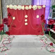 Фотозоны для свадьбы