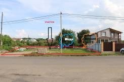 Продается земельный участок. 624кв.м., собственность, вода, от агентства недвижимости (посредник). Фото участка
