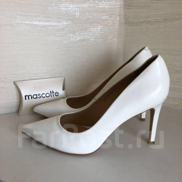 Белые туфли Mascotte. Новые - Обувь во Владивостоке a60caf300f1
