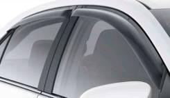 Дефлекторы окон (Ветровики) Toyota Bb II. Toyota bB, QNC20, QNC21, QNC25 3SZVE, K3VE