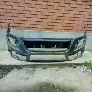 Силовые бампера. Peugeot 4008 Двигатель 4B11