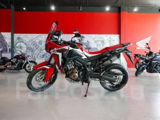 Honda CRF1000 Africa Twin. 1 000 куб. см., исправен, птс, без пробега