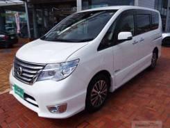 Nissan Serena. автомат, 4wd, 2.0 (144л.с.), бензин, б/п. Под заказ