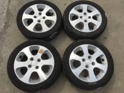 165/55 R14 Duram Mu Tech литые диски 4х100 (L20-1402)