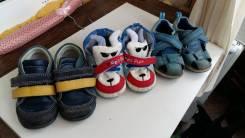 Отдам 3 пары обуви для мальчика