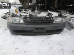 Бампер передний на Toyota Caldina CT190 CT196 ST190