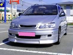 Губа. Toyota Ipsum, CXM10, CXM10G, SXM10, SXM10G, SXM15, SXM15G Двигатели: 3CTE, 3SFE