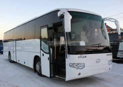 Higer KLQ6119TQ. Туристический автобус Higer KLQ 6119TQ, 55 мест, б/у (2017 г. в. ), 55 мест