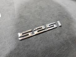 Эмблема багажника. BMW 5-Series, E39 Двигатель M54B25