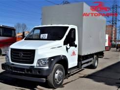 ГАЗ ГАЗель Next. Бортовой грузовой фургон Газон Next 3010GD, 4 433куб. см., 4 000кг.
