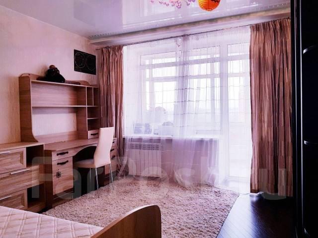 3-комнатная, улица Серышева 56. Центральный, агентство, 80кв.м.