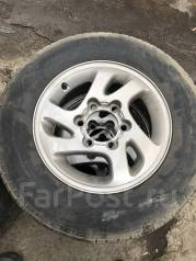 "Toyota. 15.0x15"", 6x139.70, ET6, ЦО 40,0мм."