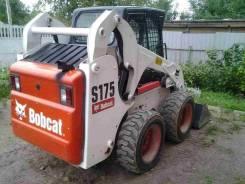 Bobcat S175. Погрузчик, 1 000 куб. см., 1 000 кг.