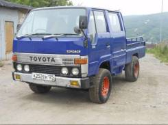 Toyota ToyoAce. Toyota Toyoace, 2 400 куб. см., 1 000 кг.