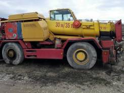 Compact Truck. Compact truck, 35 000кг., 30м.