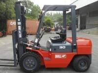 Bull FD30. Дизельный вилочный погрузчик BULL FD 30, 3 000кг., Дизельный