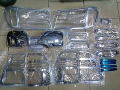 Накладки наружные. Toyota Land Cruiser, FZJ100, HDJ100, HDJ100L, J100, UZJ100, UZJ100L, UZJ100W