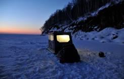 Продам плавающий самоходный вездеход-домик для льда и снега. 2018 год год, длина 5,00м., двигатель стационарный, 15,00л.с., бензин