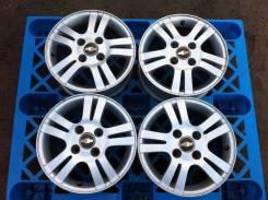 """Chevrolet. 6.0x15"""", 4x114.30, ET44"""