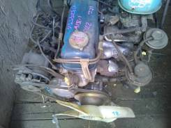 Двигатель в сборе. Nissan Vanette Nissan Vanette Truck, PGJC22 Двигатель A15S