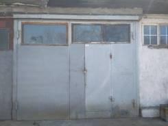 Сдам гараж ( бокс ) в аренду возле дороги. Район Камской. Вид снаружи