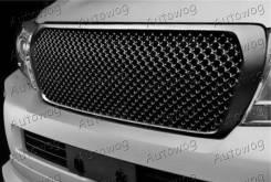 Решетка радиатора. Toyota Land Cruiser, GRJ200, J200, URJ200, UZJ200, UZJ200W, VDJ200