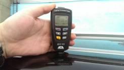 Замер ЛКП автомобиля толщиномером.
